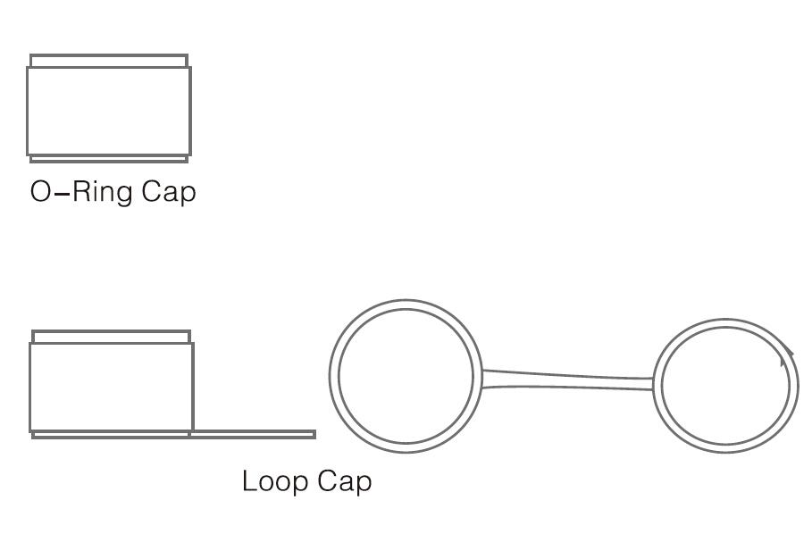Loop Cap