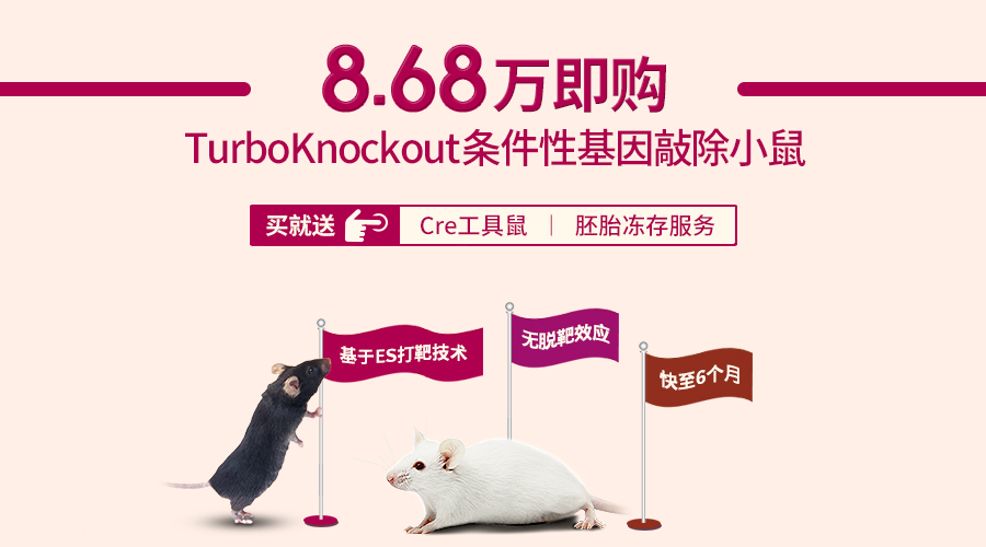 turboknockout mouse