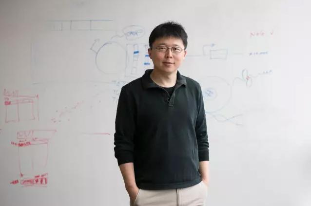 CRISPR 先驱之一张锋教授