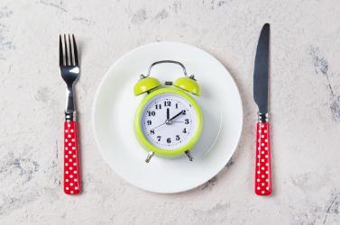 按时吃饭就能减肥
