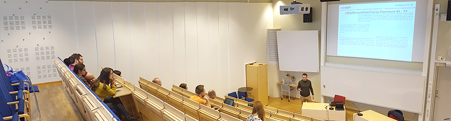 seminar in Linköping University