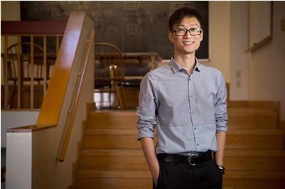 MIT 机械工程学院助理教授 Ming Guo