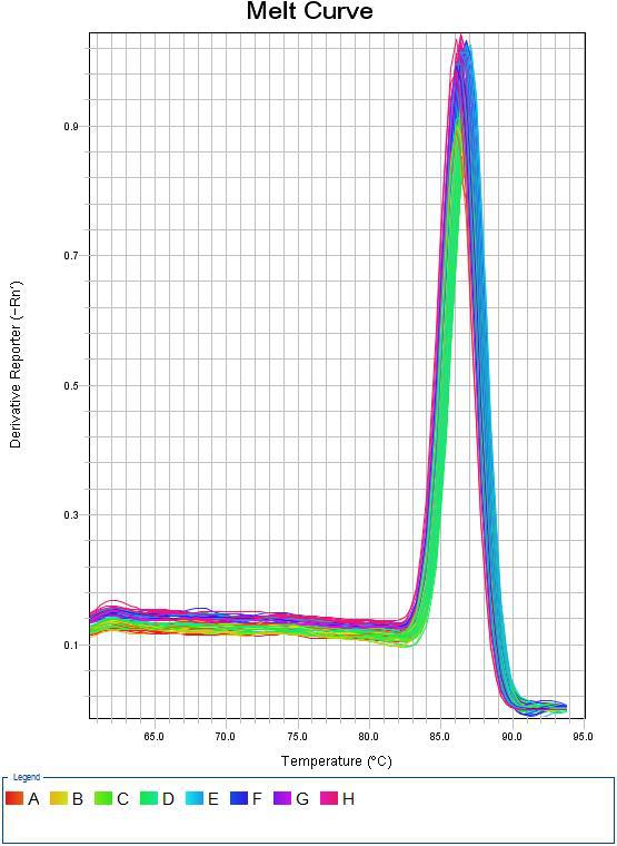 溶解曲线1