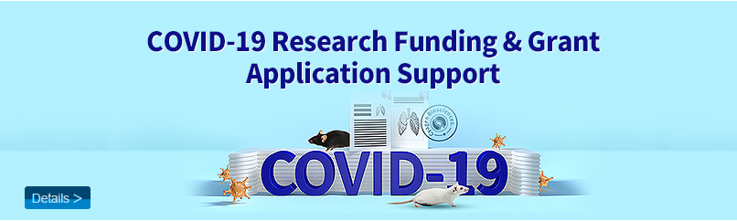 COVID-19 Research Funding Support | Cyagen US Inc.
