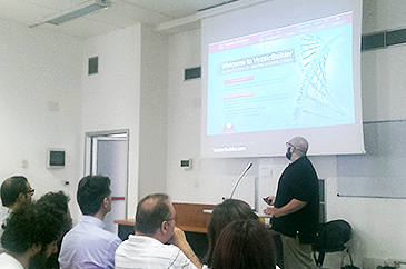 Animal Models and VectorBuilder-Related Seminar 1: University of Bari Aldo Moro