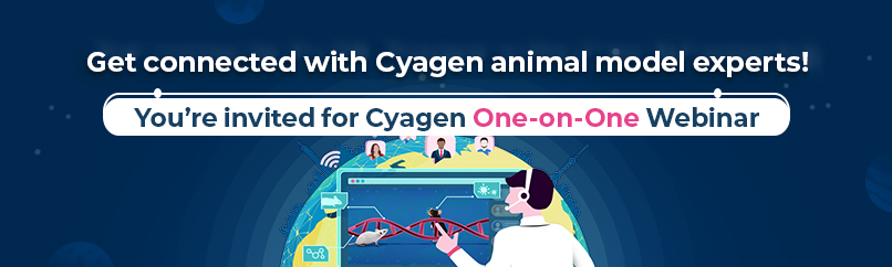 Get Connected with Cyagen Animal Model Experts!