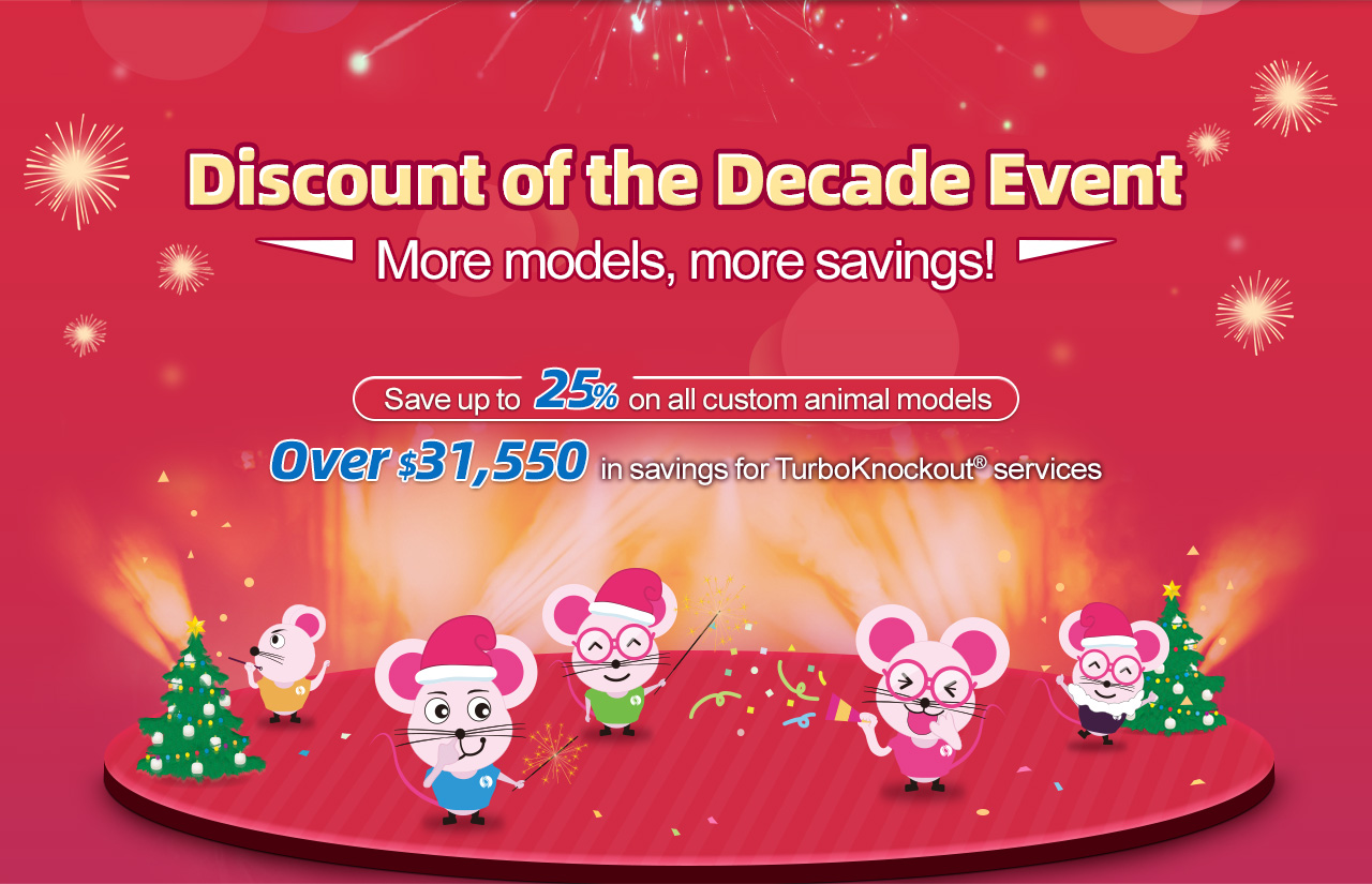 Discount of the Decade Event